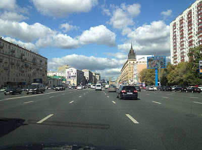 Drummonds In Moscow Blog