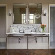 The Double Lowther Vanity Basin Suite