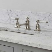 The Coll Lever 3 Hole Basin Mixer
