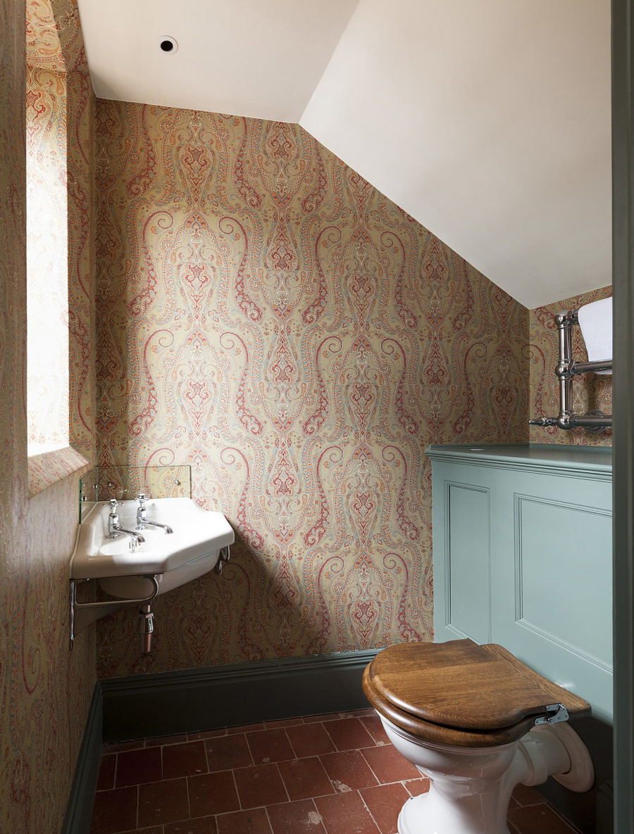 Under-Stairs Cloakroom