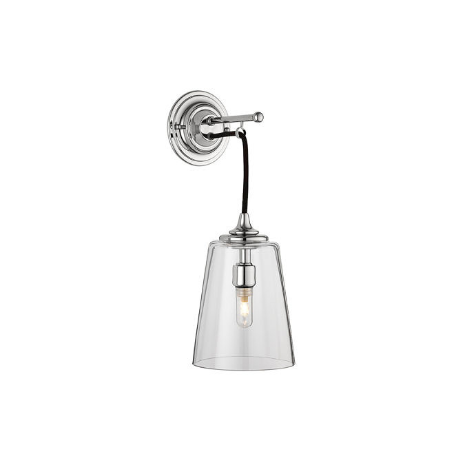 CHROME SINGLE DALBY CONICAL