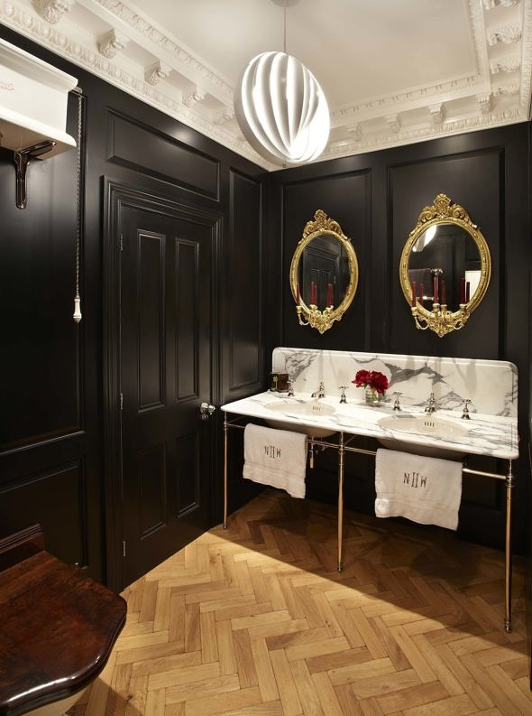 Panelled Townhouse Case Study