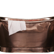 The Tyne Copper Bath Tub With Copper Exterior