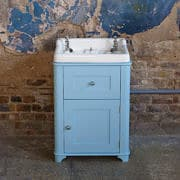 The Syre With Primed Wooden Cabinet