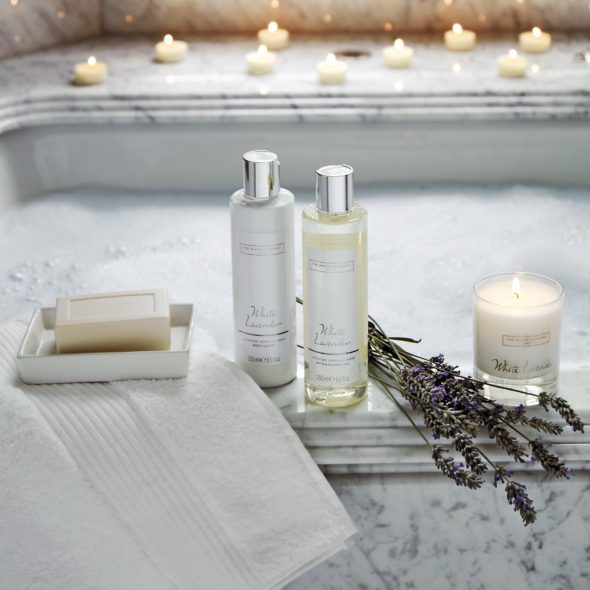 The White Company Shower Gels