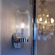 The Single Derwent Light With Fluted Shade