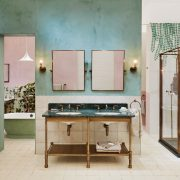 The Double Taw Vanity Basin Suite